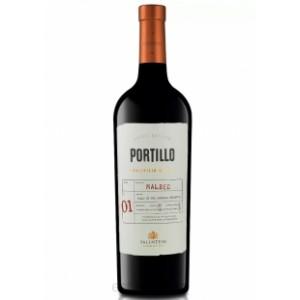 F. EL PORTILLO MALBEC 1X750