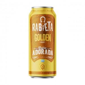 LATA RABIETA GOLDEN  X473