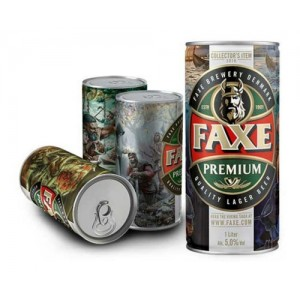 LATA FAXE COLLECTION  X 1L