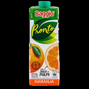 PRONTO BAGGIO NJA 8 X 1L