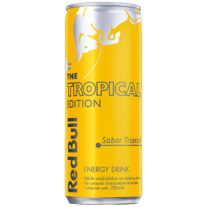 RED BULL TROPICAL 1X250